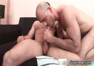 adam russo acquires hirsute anus screwed