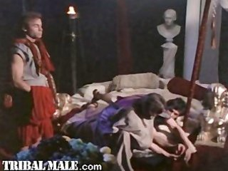 vintage homosexual s&m: centurians of rome,