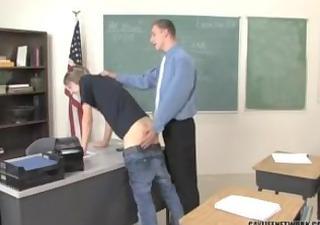 piddled off teacher receives cheerful ending