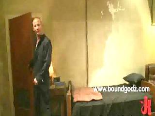 brenn copulates cole hard in slavery to teach him