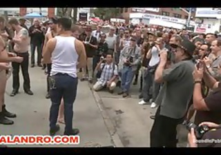 outdoor gay group sex thraldom and humiliation