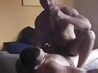 non-professional homo sex