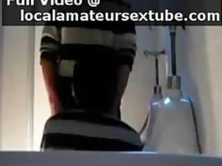 public toilet fuck