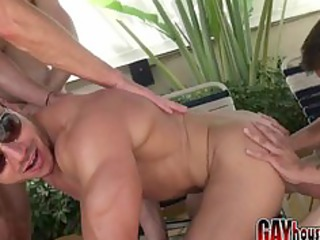 gayhousebait orgy pleasure
