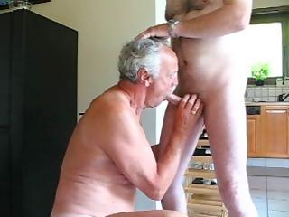 old man engulf
