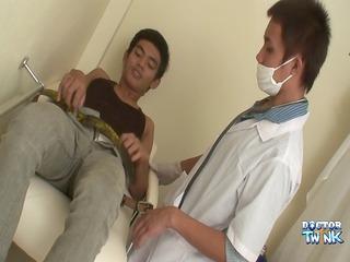 kinky medical checkup 8
