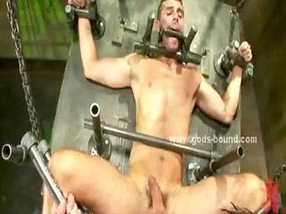 homo masked sex slave brutal fetish bdsm
