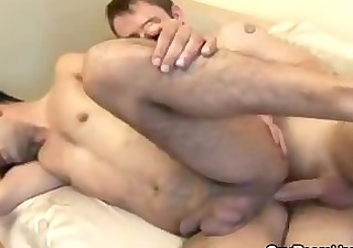 sexy hairy men get it is on