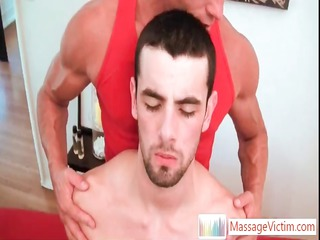 precious slender dude acquires gay massage 3 part1