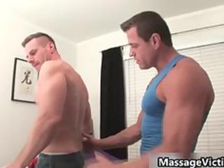 park wiley gets super hawt gay massage part9