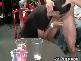 hot cock engulfing party sausgage homosexual porn