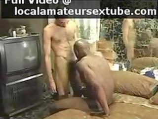 darksome homosexual fuckfest