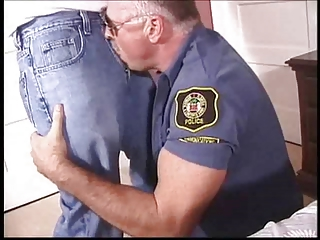 daddy gay cops fuck a twink