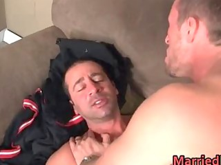 hirsute str chap receives his arse drilled part4
