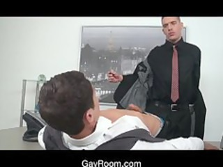 gayroom coarse tough office sex