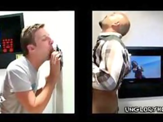 str boy tricked into homo blowjob