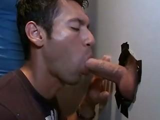 secret homo guy gloryhole