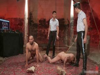 alessio and leo in slutty extraordinary homo part1