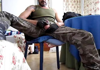 military ,gloves a&;nd boots