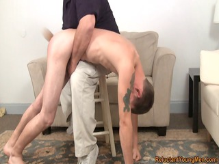 ricky acquires spanked- video 6