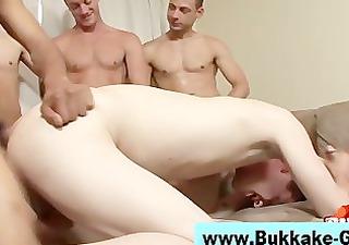 ass fuck gay jizz flow action