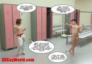 kung fu chaps 74d homo cartoon animated comics