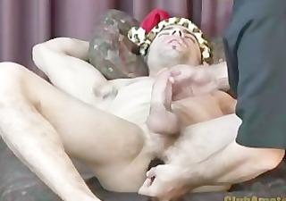 dixon blows his load